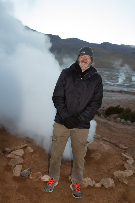 Geyser del Tatio, Atacama, Chile