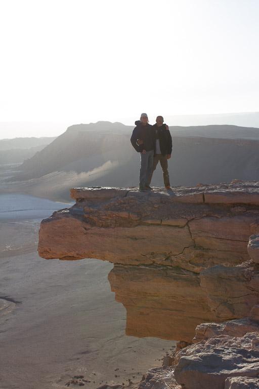 Piedra del Coyote, Valle de la Luna, Atacama, Chile