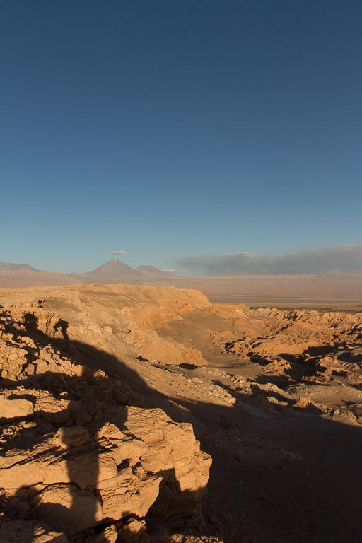 Sunset, Andes, Piedra del Coyote, Atacama, Chile
