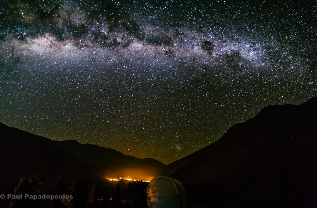 Time Travel - Elqui Valle, Chile