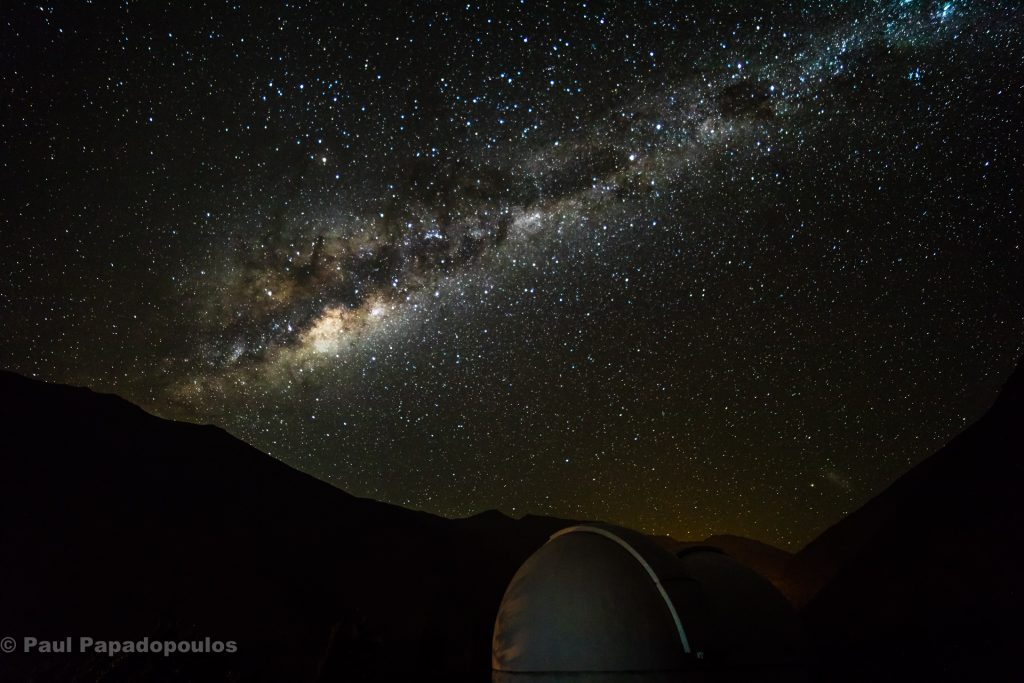 The Final Frontier - Elqui Valle, Chile