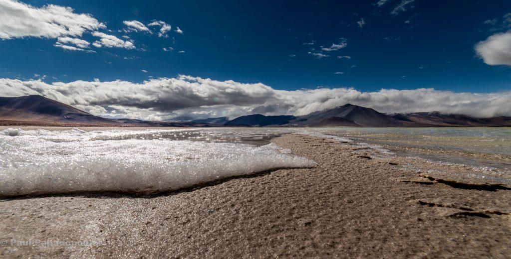 Lagunas Caliente - Piedras Rojas, El Loa, Chile