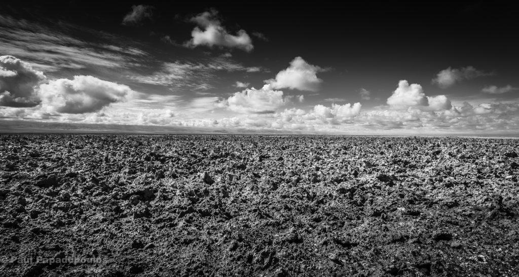 Salt - Lagunas Chaxa, San Pedro de Atacama, Chile