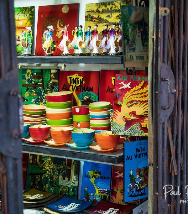 Tintin au Vietnam - Hanoi, Vietnam