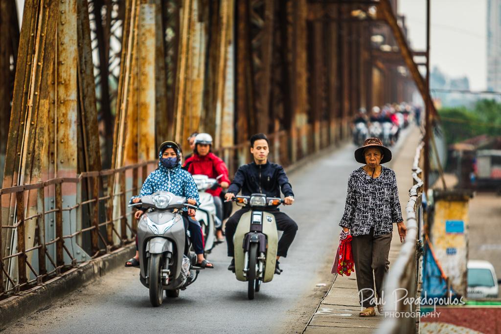 6 million motorcycles in Hanoi - Hanoi, Vietnam