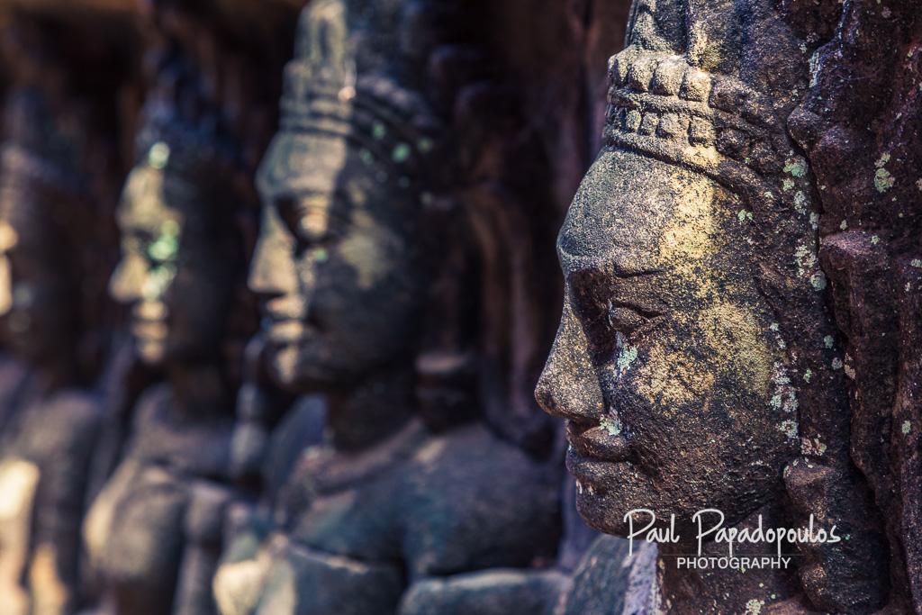 Hidden Apsara, Elephant Terrace - Siem Reap Cambodia
