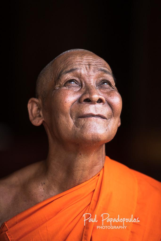 Wise - Wat Thmei, SIem Reap - Cambodia