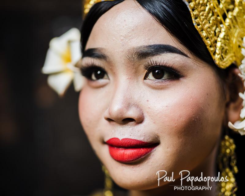 Apsara dancer - Siem Reap, Cambodia