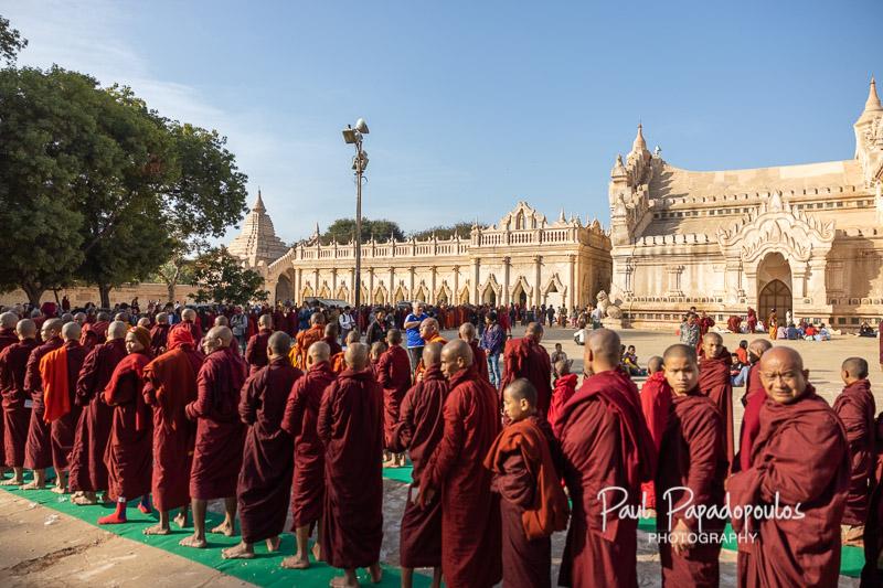Ananda Festival - Bagan, Myanmar